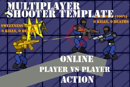 Online Multiplayer Modelo