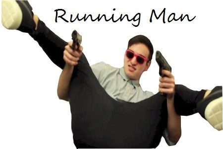 Running Man!!