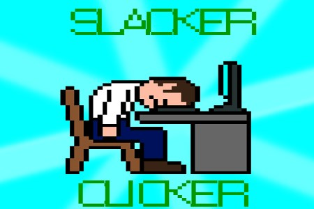 Preguiçoso Clicker