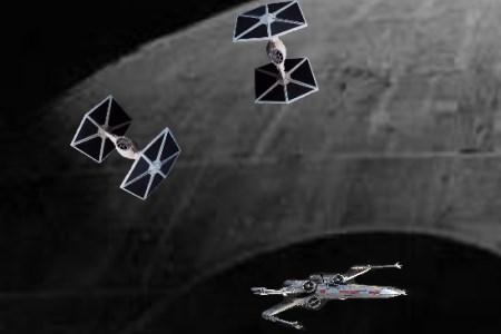 """Iniciar Lutador """"Proteger a estação espacial"""""""