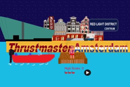 Thrustmaster Amesterdão