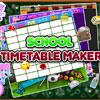 Horário Da Escola Maker