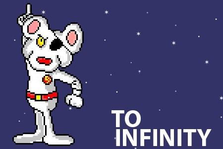Danger Mouse: Para O Infinito