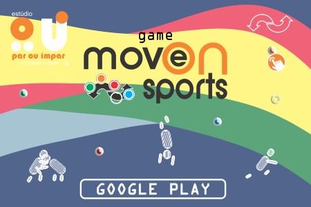 Mover-se sobre esportes