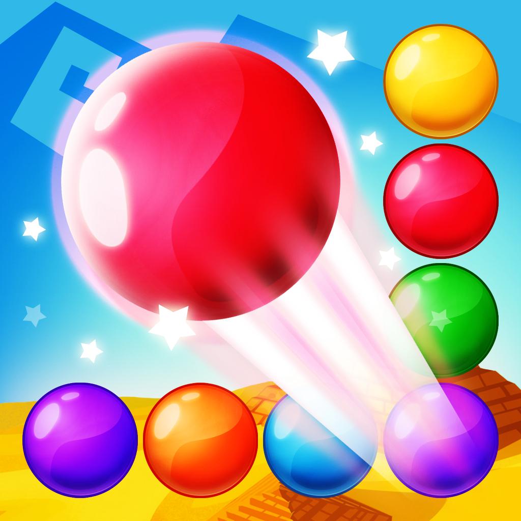 Bubble Shooter Sem Fim