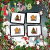 Jogo De Memória De Natal