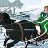 Trenó De Natal Quebra-Cabeça