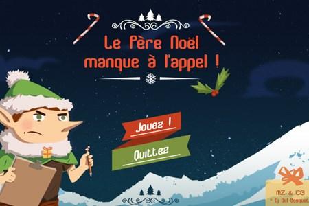 """Le Père Noël manque à l'""""appel !"""