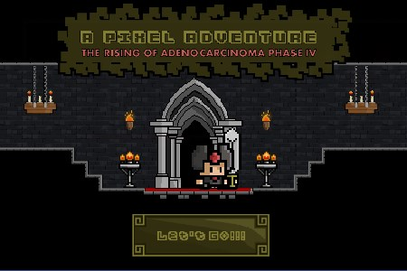 A Pixel Adventure – The rising of Adenocarcinoma Phase IV