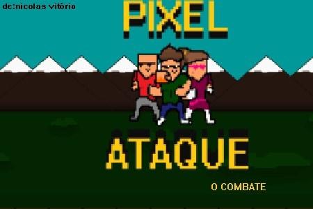 pixel ataque