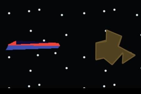 Super Asteroid Pilot