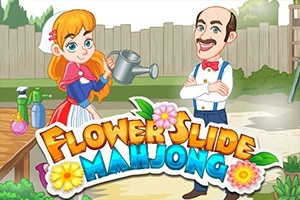 Flower Slide Mahjong